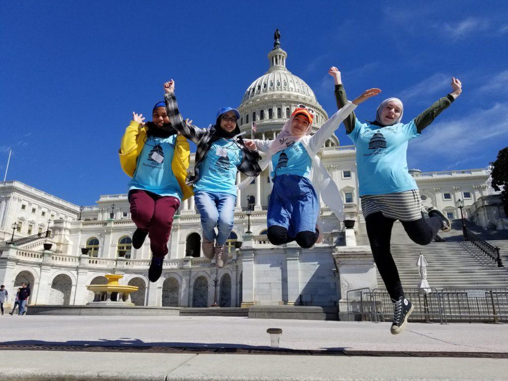 Yay! D.C. was a blast!